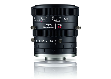 Объектив Zeiss Dimension 18