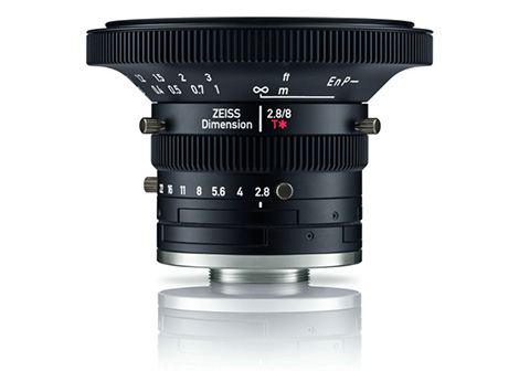Объектив Zeiss Dimension 8