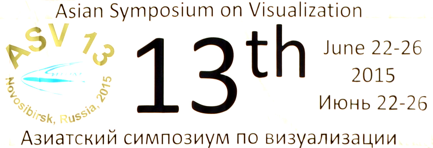 The 13th Asian Symposium on Visualization.